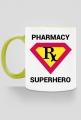 Pharmacy Superhero - kubek kolorowy