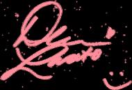 Misiak Demi Lovato autograf