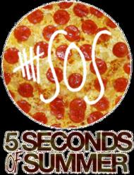 Misiak 5SOS pizza