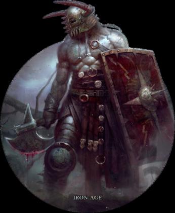 Iron Age#5