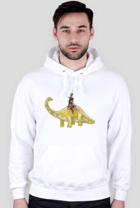 Dinozaur - bluza