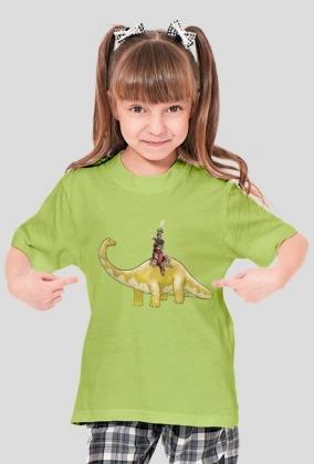 Dinozaur - dziecięca