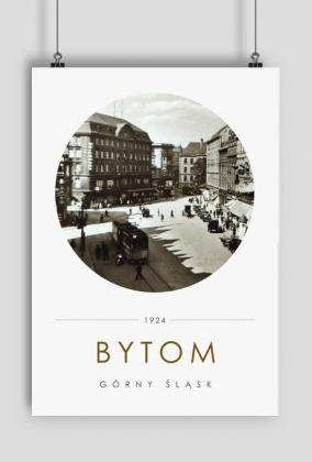 Plakat Bytom 1924