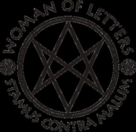 Woman Of Letters - kubek
