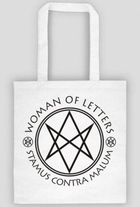 Woman Of Letters - torba