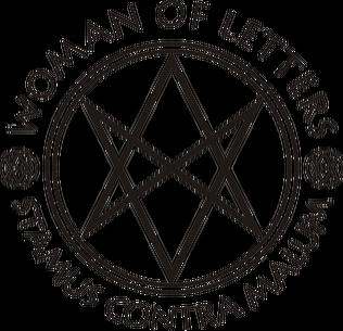 Woman Of Letters - biała bluza