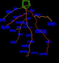 Lustrzana mapa Polski