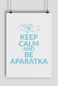 KEEP CALM Plakat A2, pion