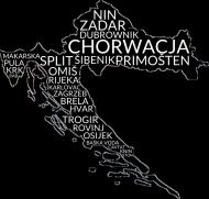 Torba Miasta i Wyspy Chorwacji