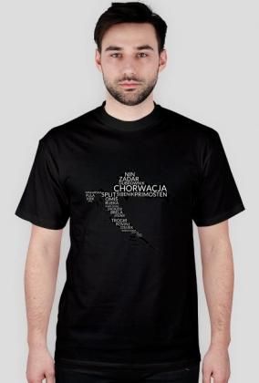 Koszulka Miasta i Wyspy Chorwacji