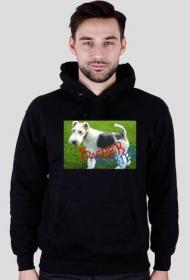 Kacper Terrier bluza czarna