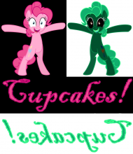 Cupcakes T-shirt(Sim Gretina)