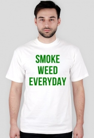 koszulka smoke weed everyday