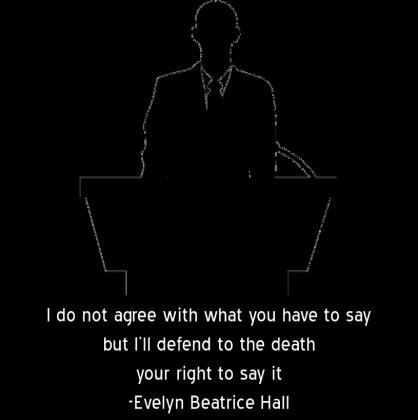 bluza z kapturem męska wolność słowa
