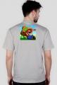 Koszulka mario/marichuan