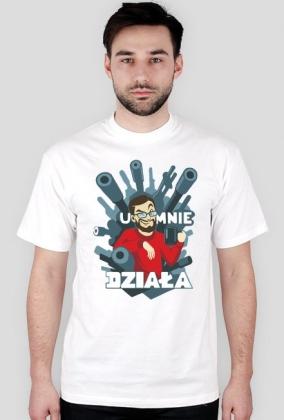"""Koszulka """"U mnie działa"""""""