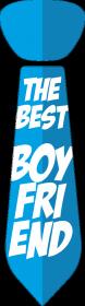 Koszulka na dzień chłopaka - the best boyfriend