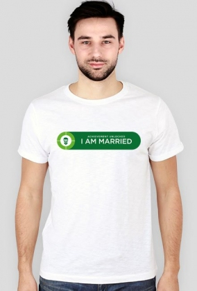 Ustatkowany T-shirt