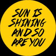 Sun Is Shining (Czarna)