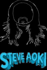 Steve Aoki T - Shirt White