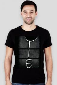 TIE #FTM T - Shirt Black