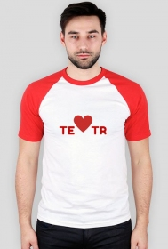 teatr - koszulka męska