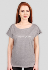 co jest grane - koszulka damska