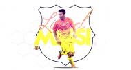 Leo Messi w.2