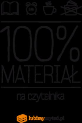 Koszulka męska 100% materiał na czytelnika (wersja baseball)