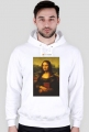 Bluza męska PiktoGrafiki - Mona Lisa