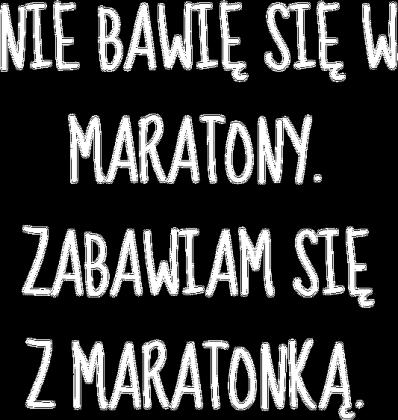 Koszulka dla kibica maratonki