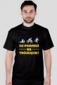 Koszulka dla triatlonisty. Co powiesz na trójkącik?