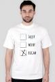 Koszulka dla biegacza. Status związku biegacza.