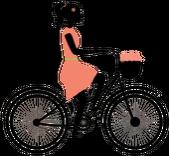 Czapka - Rower