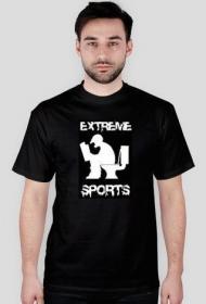 eXtreme sport - koszulka dla aktywnych