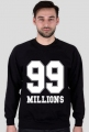 99 MILLIONS #SWAG BLOUSE