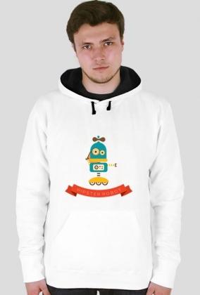 Bluza Hipster Robot 2