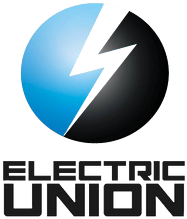 Electric Union - bluza z kapturem 1
