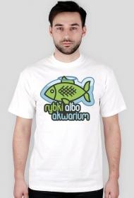 Rybki albo akwarium