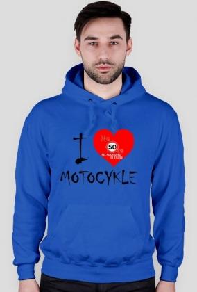 Bluza_I♥MOTOCYKLE