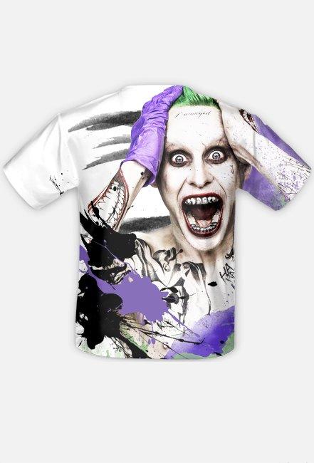 Joker Jared Leto - fullprint męska