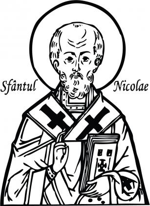 Katolickie - Mikołaj z Miry bluzy