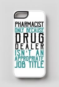JOB TITLE iPhone 5/5s case white