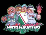 legia hooligans