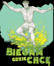 Koszulka Downhill Green Męska