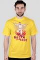 Koszulka Downhill Purple Męska