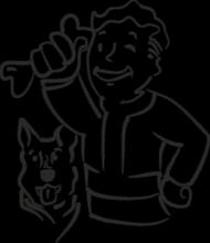Pip Boy&Dog