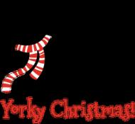 Świąteczna podkładka pod szklankę - York