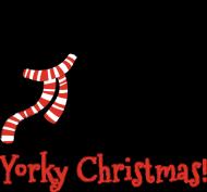 Dziewczęca świąteczna koszulka - York