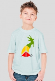 kozioł peace - child boy